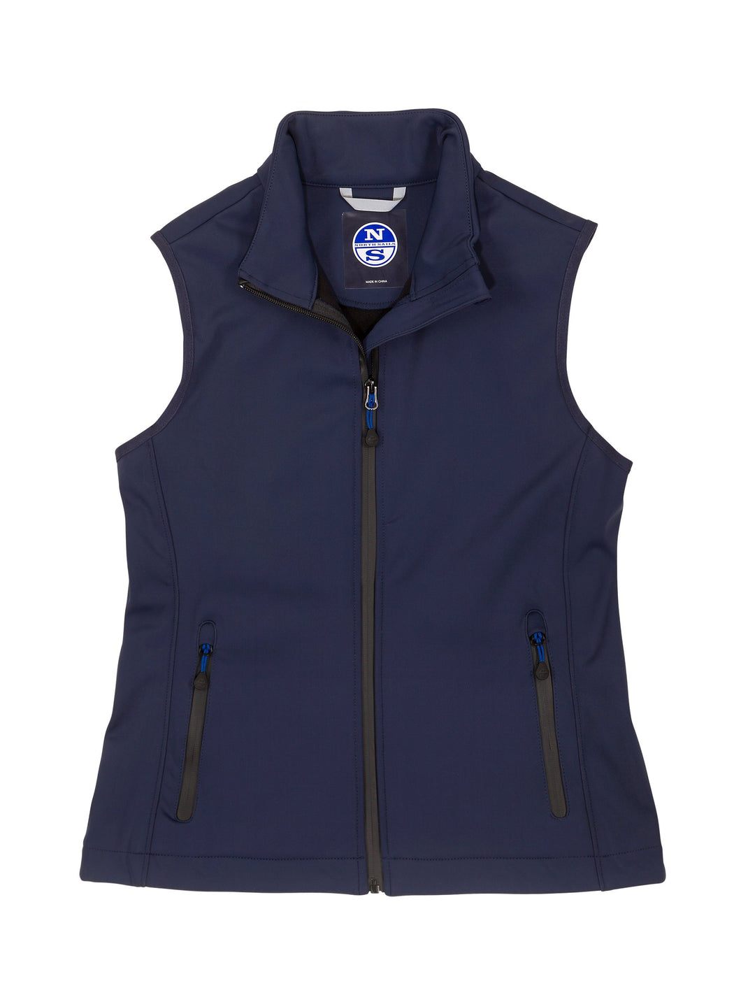 North Sails Women's Shore Softshell Vest