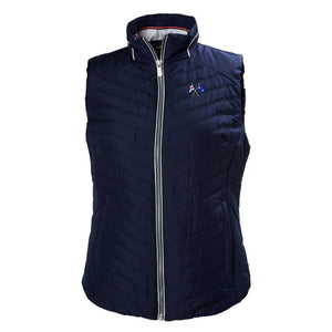 Womens Crew Insulator Vest by Helly Hansen