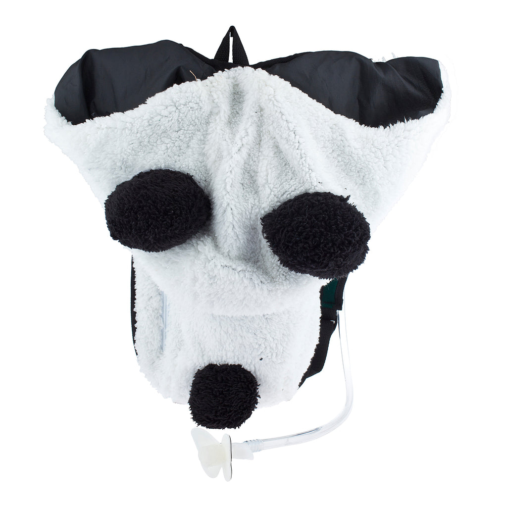 PARTY PANDA - Dan-Pak hydration packs for raves music festivals camping hiking. Awesome gear for edm lifestyle. Hydro pack, water pack, dan-pack, dan pak, dan pack, danpakbags, dan pak bags, backpack, rave