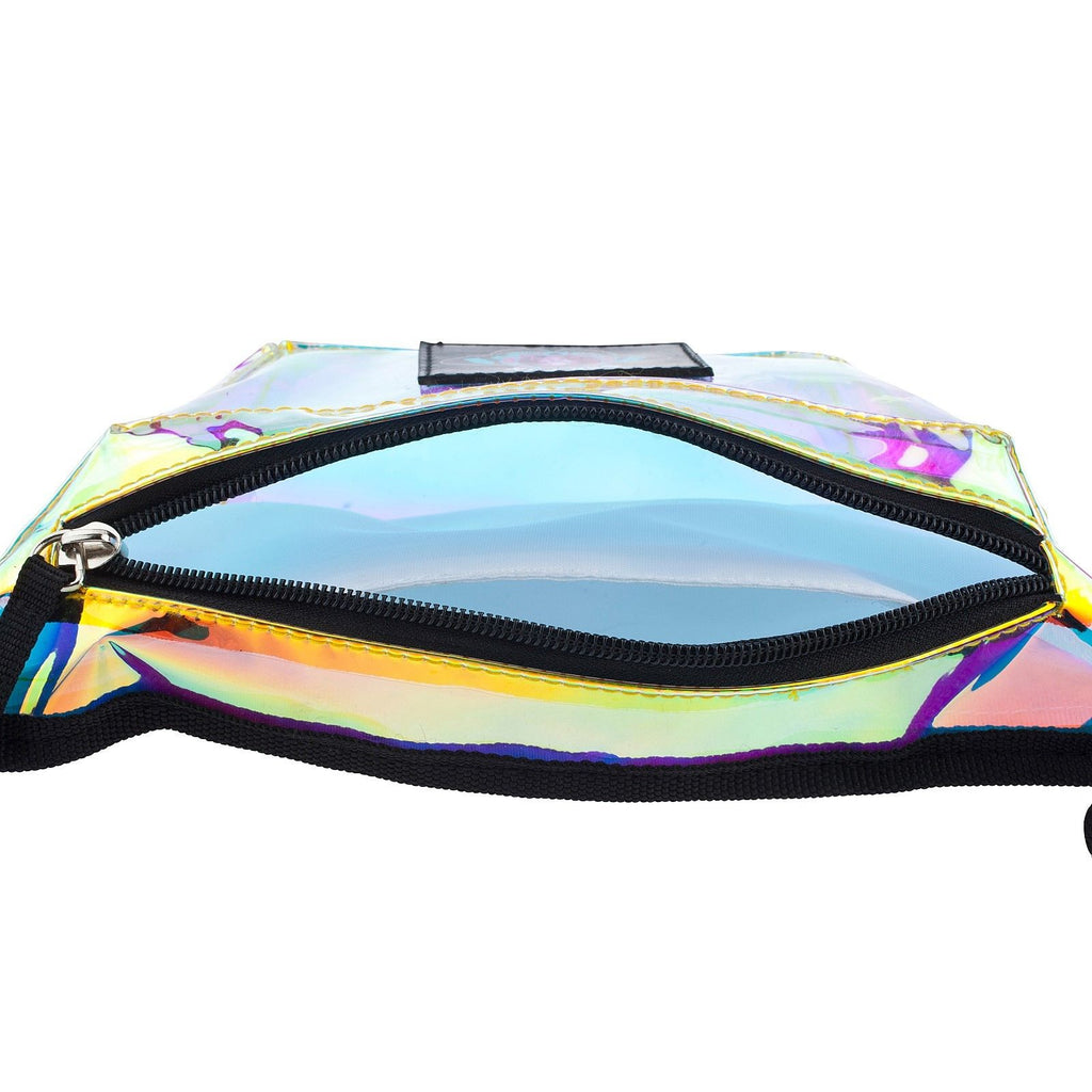 CLEAR FLASK FANNY PACK - Dan-Pak hydration packs for raves music festivals camping hiking. Awesome gear for edm lifestyle. Hydro pack, water pack, dan-pack, dan pak, dan pack, danpakbags, dan pak bags, backpack, rave
