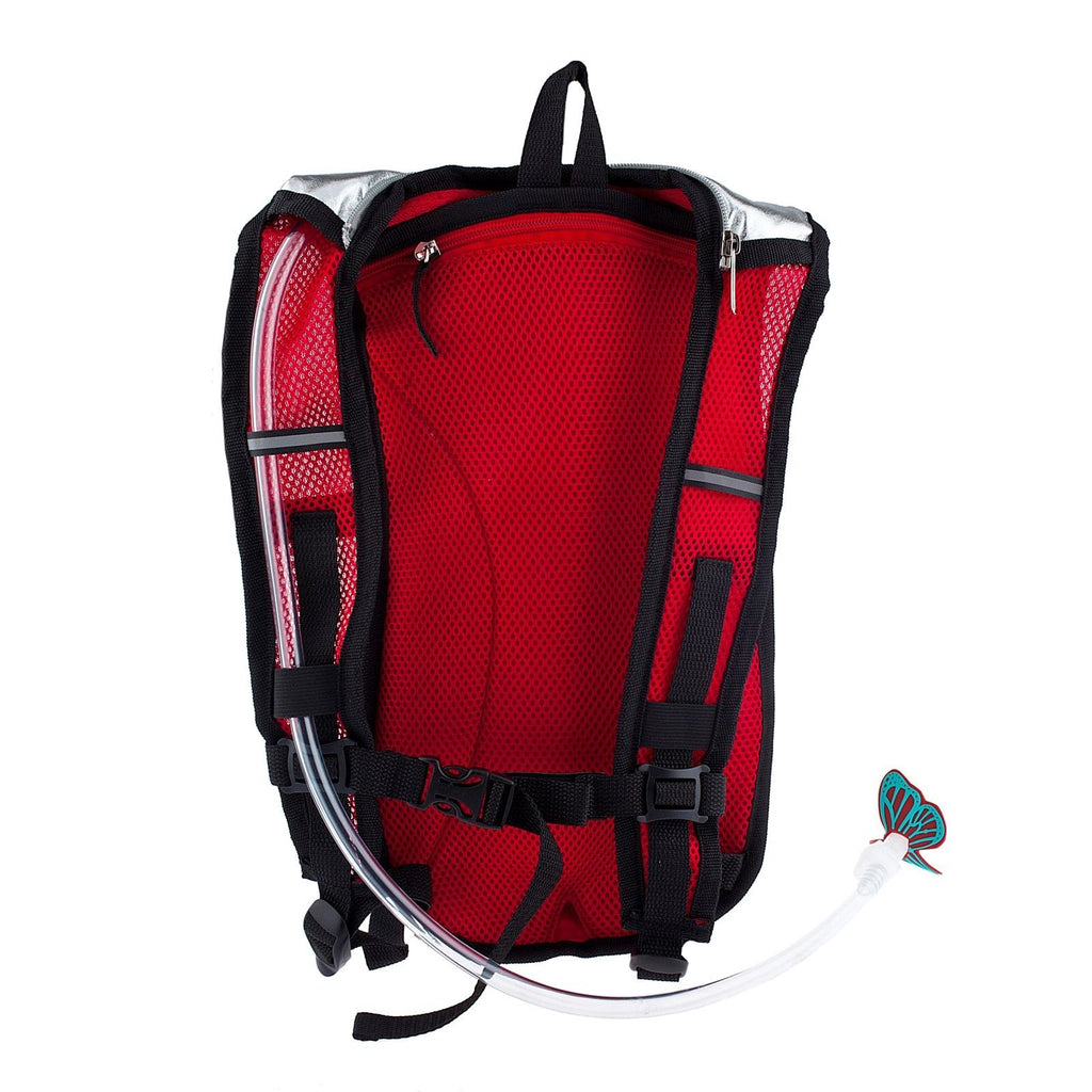 SHARK BITE - Dan-Pak hydration packs for raves music festivals camping hiking. Awesome gear for edm lifestyle. Hydro pack, water pack, dan-pack, dan pak, dan pack, danpakbags, dan pak bags, backpack, rave