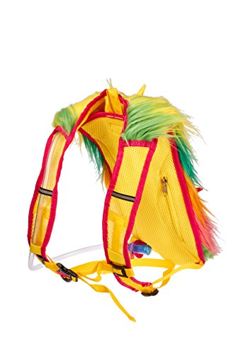 FURRY MONSTER - Dan-Pak hydration packs for raves music festivals camping hiking. Awesome gear for edm lifestyle. Hydro pack, water pack, dan-pack, dan pak, dan pack, danpakbags, dan pak bags, backpack, rave