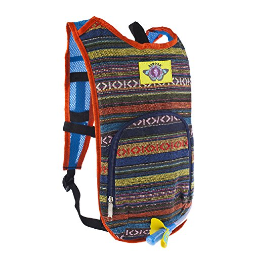 HIPPIE TRIP - Dan-Pak hydration packs for raves music festivals camping hiking. Awesome gear for edm lifestyle. Hydro pack, water pack, dan-pack, dan pak, dan pack, danpakbags, dan pak bags, backpack, rave