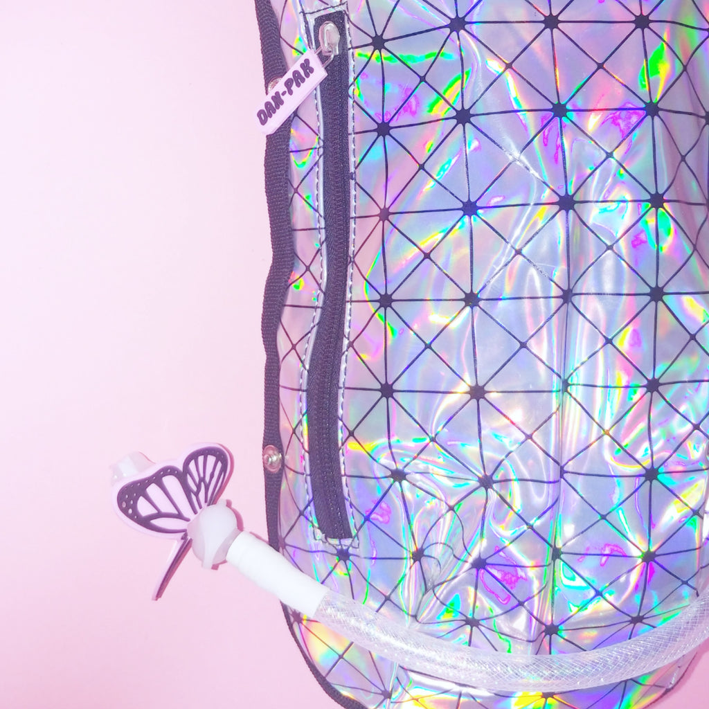 HOLOGRAPHIC DISCO FAIRY (WINGS SOLD SEPERATELY)