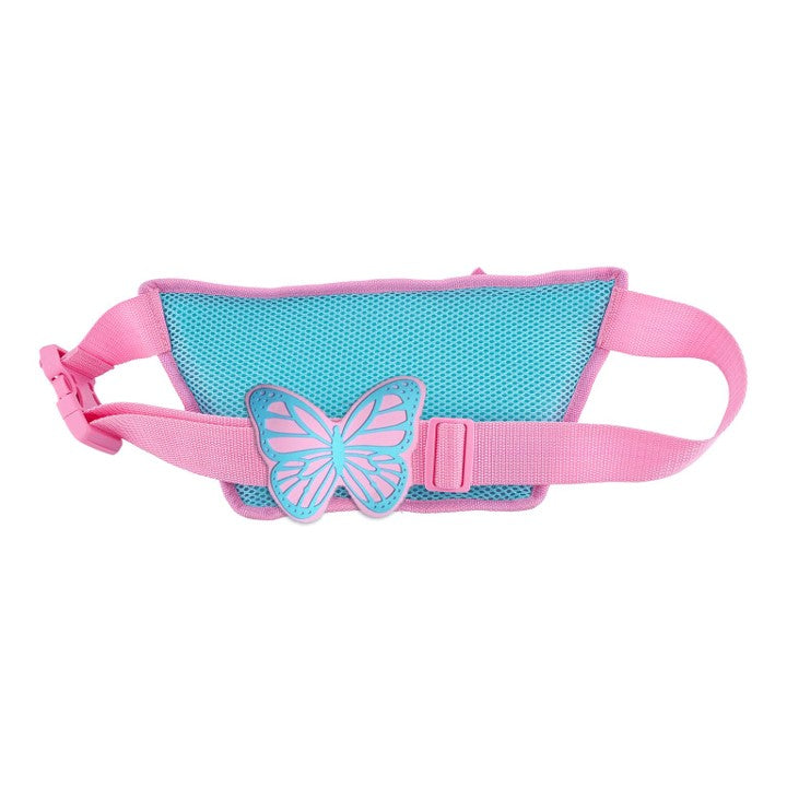 COTTON CANDY FLASK FANNY PACK - Dan-Pak hydration packs for raves music festivals camping hiking. Awesome gear for edm lifestyle. Hydro pack, water pack, dan-pack, dan pak, dan pack, danpakbags, dan pak bags, backpack, rave