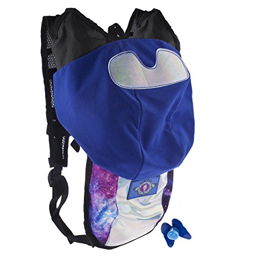 SPACEMAN - Dan-Pak hydration packs for raves music festivals camping hiking. Awesome gear for edm lifestyle. Hydro pack, water pack, dan-pack, dan pak, dan pack, danpakbags, dan pak bags, backpack, rave