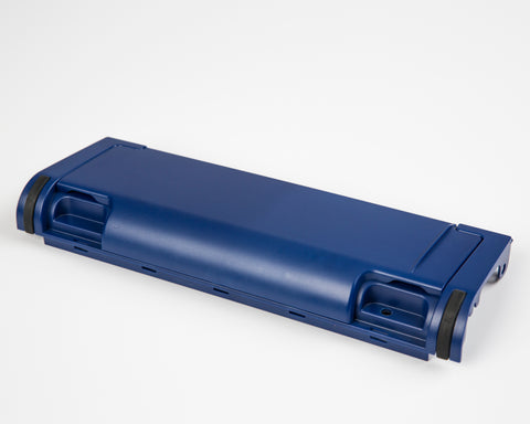 Rear housing assembly - midnight blue