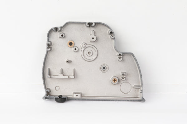 Right End Plate Assembly - Inside