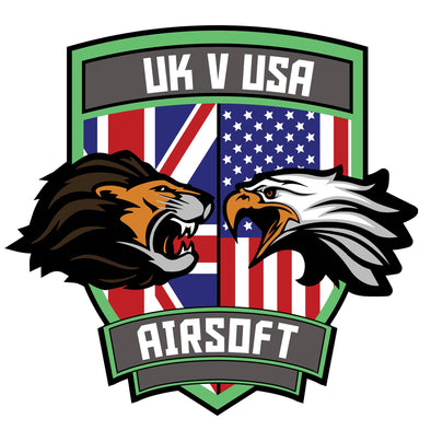 UK v USA Airsoft Match