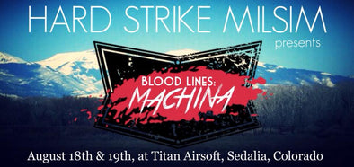 Blood Lines: Machina