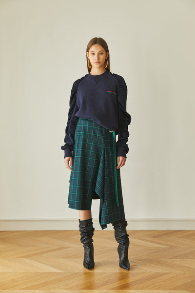 Wyatt Skirt Green