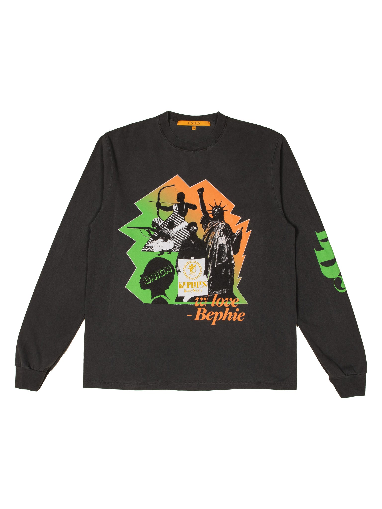 BBS x Union Long Sleeve Tee