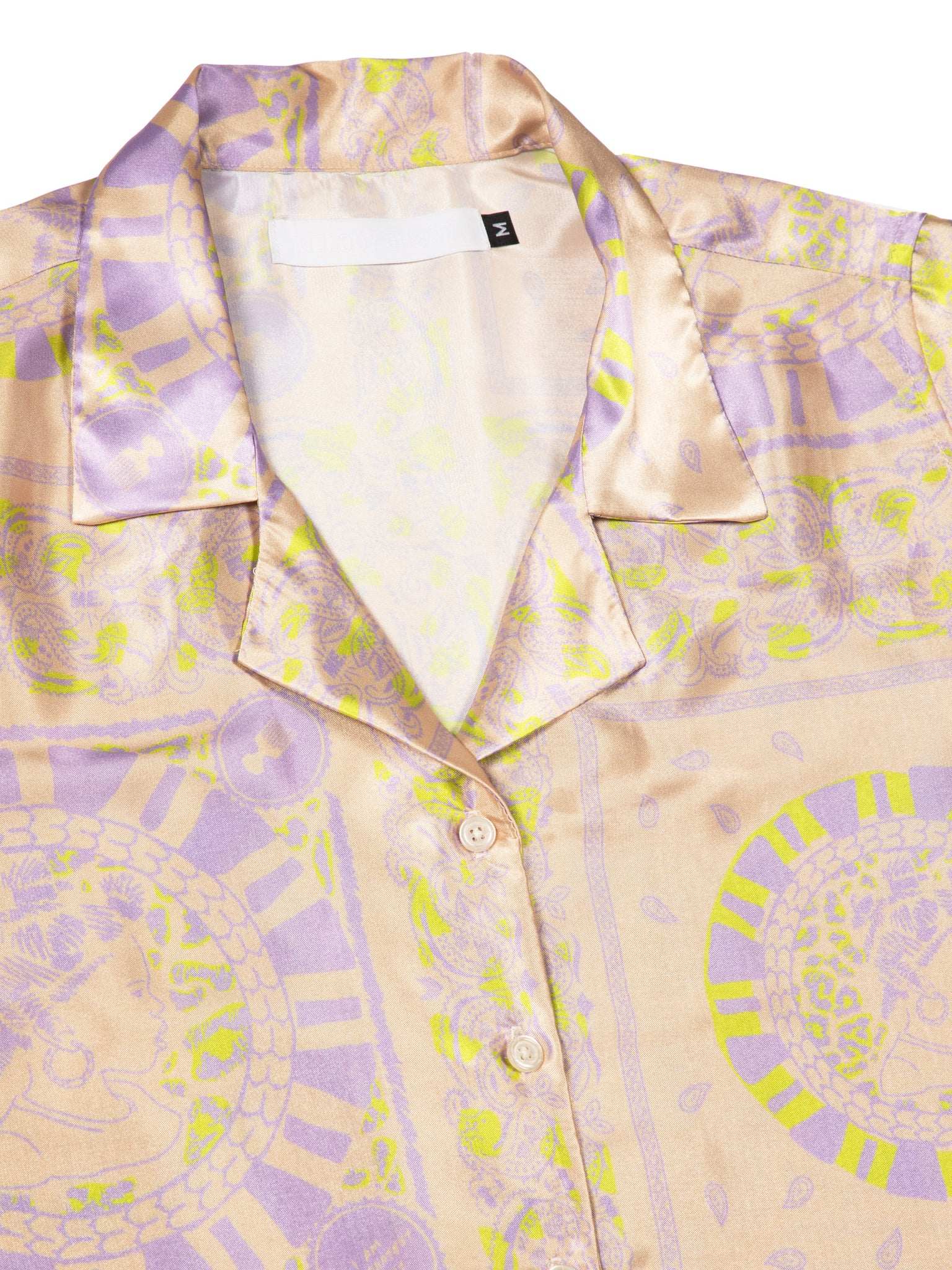 BBS x Melody Ehsani Leisure Button Up
