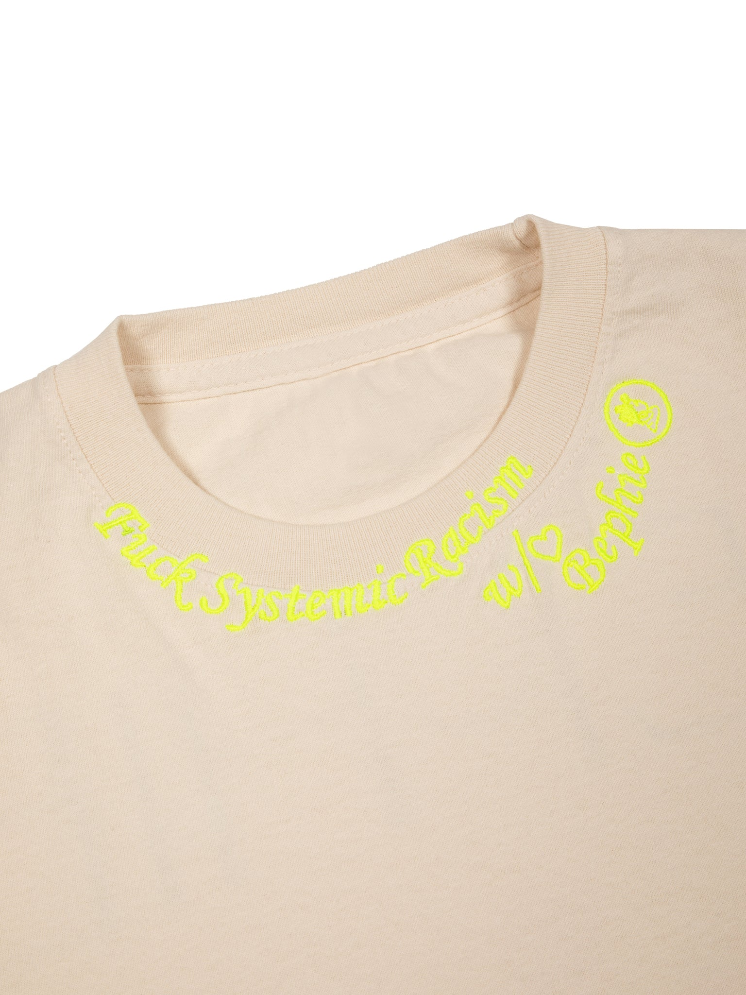 """F*** Systemic Racism"" Short Sleeve Tee"