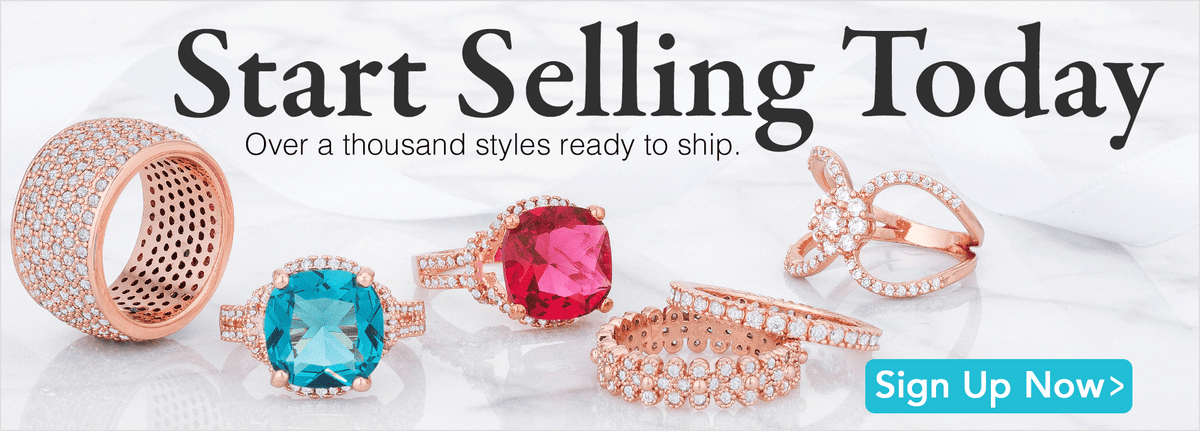 Wholesale CZ Fashion Jewelry Distributor and Jewelry Dropshippers