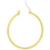 Basic Golden Hoop Earrings