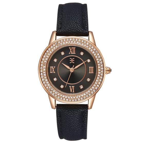 Chloe Watch Embellished with Crystals from Swarovski