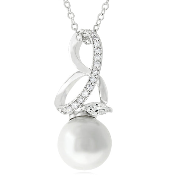 Royalty Pearl Pendant