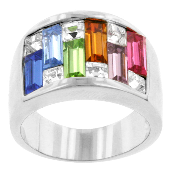 Candy Maze Ring