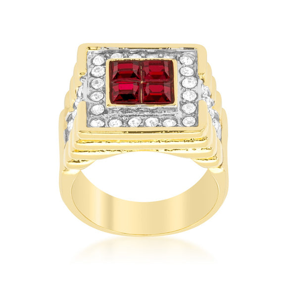 True Blood Crystal Ring