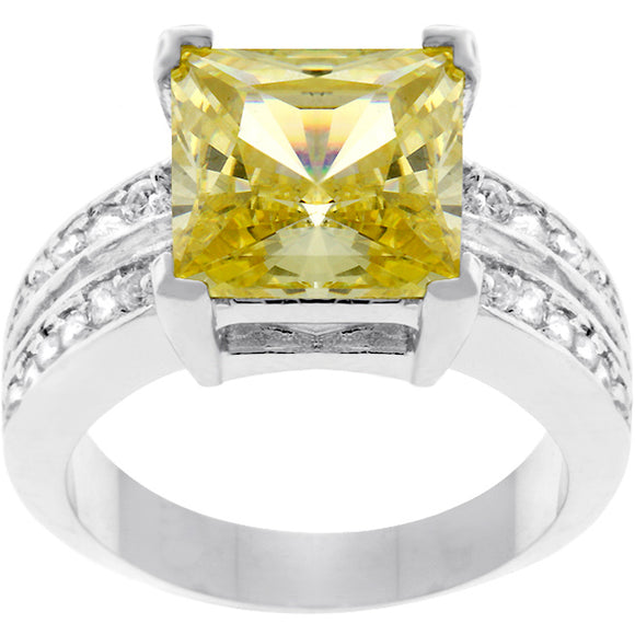 Jonquil Princess Ring