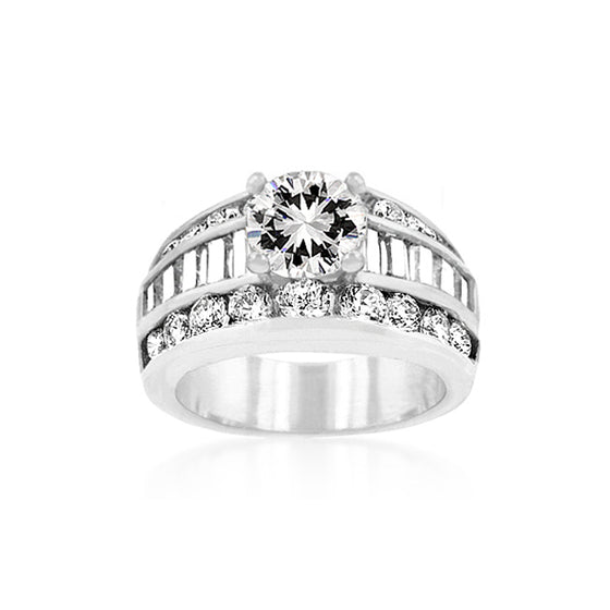 Luxurious Engagement Ring
