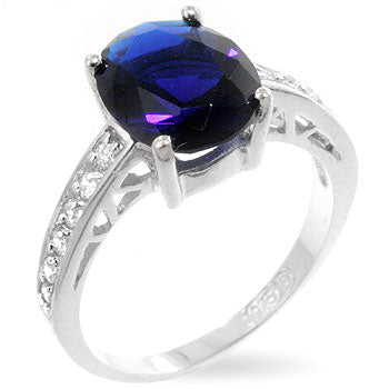 Dallas Moon Engagement Ring