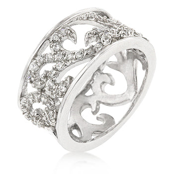 Parisian Elegance Ring