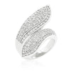 Pave Wrap Ring