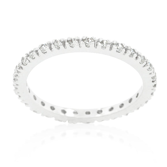 Simple Eternity Band