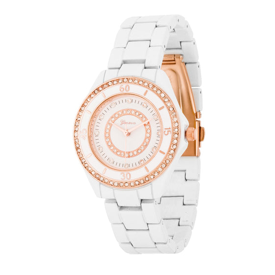 Crystal Fashion Watch