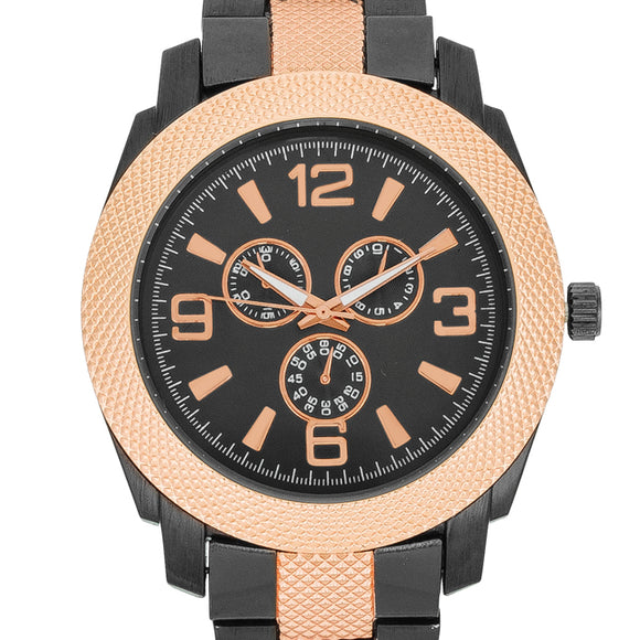 Men's Chronograph Metal Watch