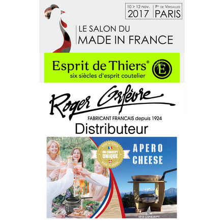 Présence au salon Made In France (MIF)