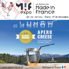 "Salon ""Made In France"" 10,11 et 12 novembre - Paris Pte de Versailles"