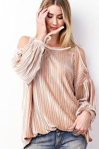 Coco Cold Shoulder Tunic