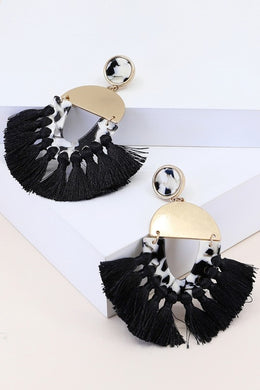 Carla Tassel Earrings
