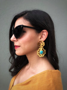 Anastasia Statement Earrings