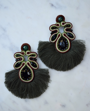 Maria Statement Earrings