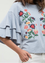 Cora Embroidered Blouse