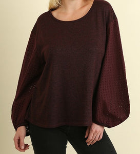 Isabella Puff Sleeve Blouse
