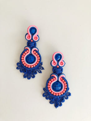 Celia Statement Earrings