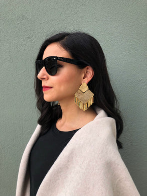 Alana Statement Earrings