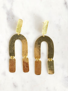 Gwendolyn Statement Earrings