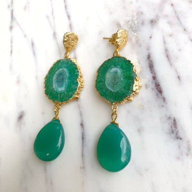 Sara Statement Earrings
