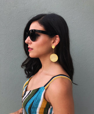 Evita Statement Earrings