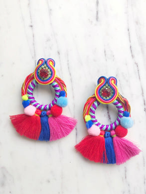 Vida Statement Earrings