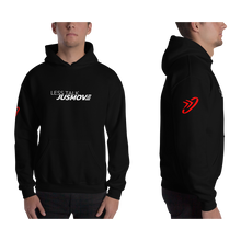 Less Talk JM - Hooded Sweatshirt