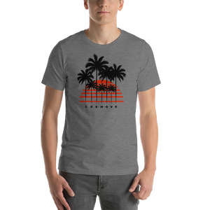 RISE & JUSMOVE - (FRONT GRAPHIC) Short-Sleeve Unisex T-Shirt