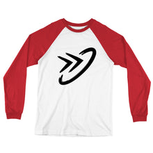 JM Icon - Long Sleeve Baseball T-Shirt