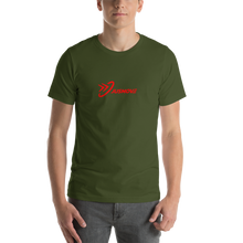 JUSMOVE - Short-Sleeve Unisex T-Shirt